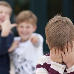 Bullying is listed (or ranked) 5 on the list The Most Important Education Issues Today