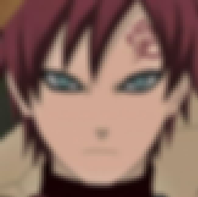 Linked By Hatred and Murderous... is listed (or ranked) 2 on the list The Best Gaara Quotes of All Time