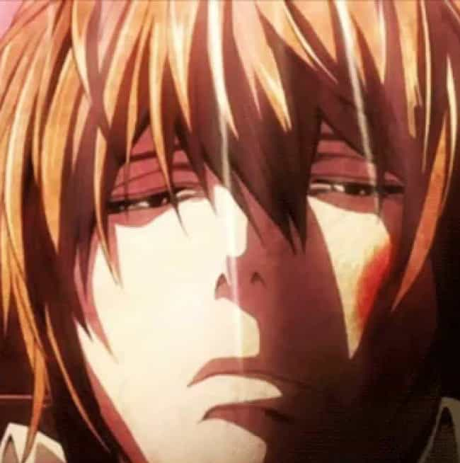 Rotten is listed (or ranked) 4 on the list The Best Light Yagami Quotes