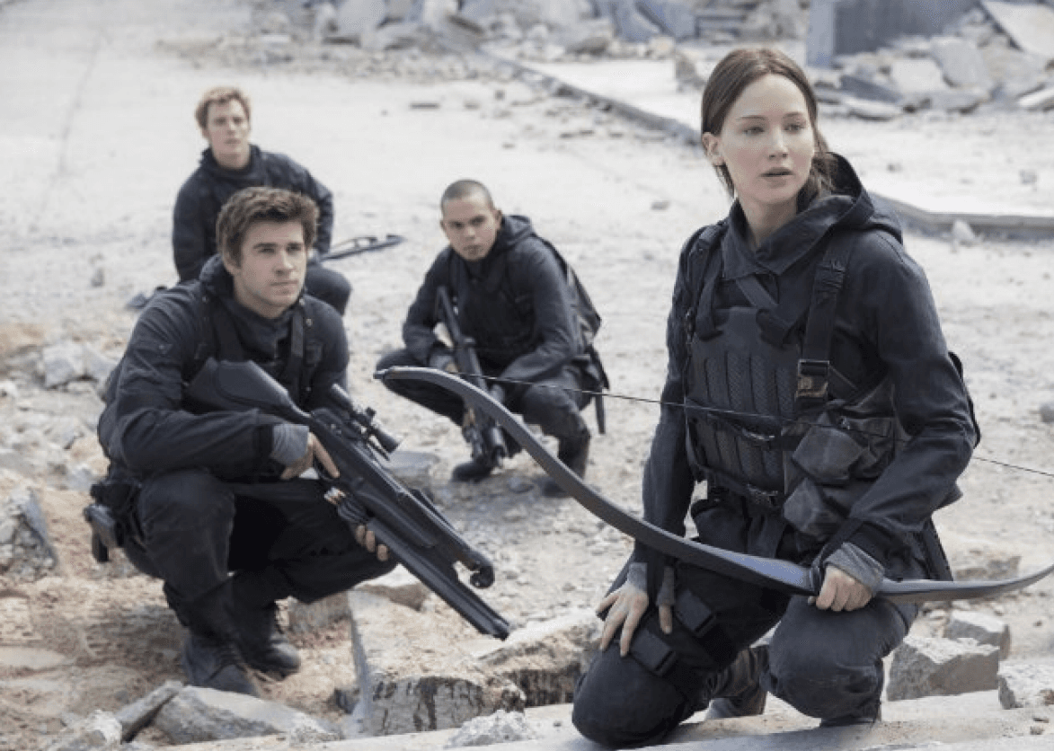 Image of Random Dark Scenes That Were Left Out Of Hunger Games Movies