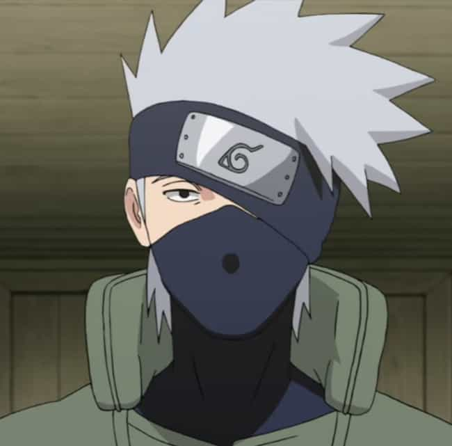 Lucky Enough To Find New... is listed (or ranked) 8 on the list The Best Kakashi Hatake Quotes