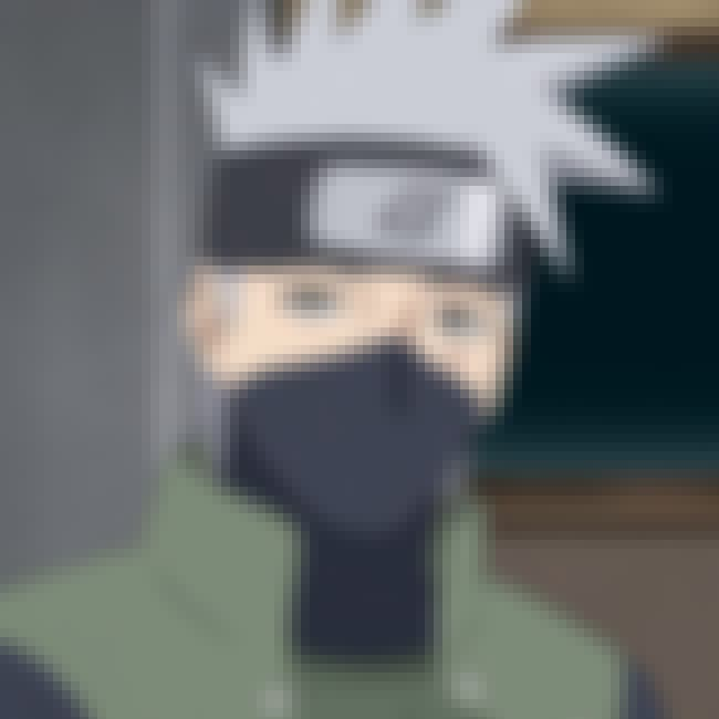 Forget About Revenge is listed (or ranked) 4 on the list The Best Kakashi Hatake Quotes