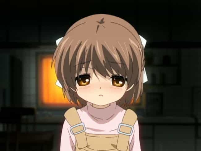 I Can Cry Are In A Toile... is listed (or ranked) 4 on the list The Best Clannad Quotes
