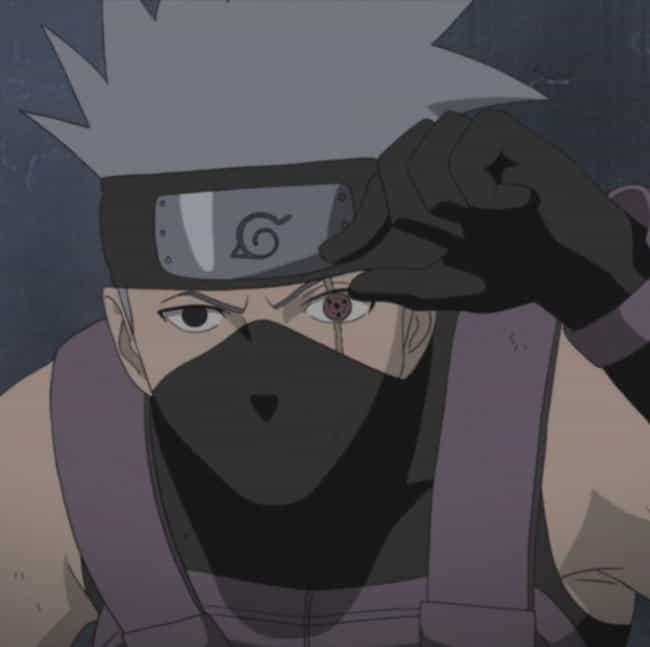 As Long As You Don't Giv... is listed (or ranked) 5 on the list The Best Kakashi Hatake Quotes