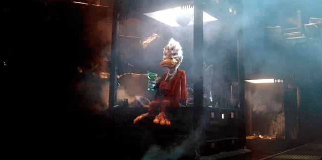 Howard The Duck is listed (or ranked) 2 on the list All The Things In The Collector's Collection, Explained