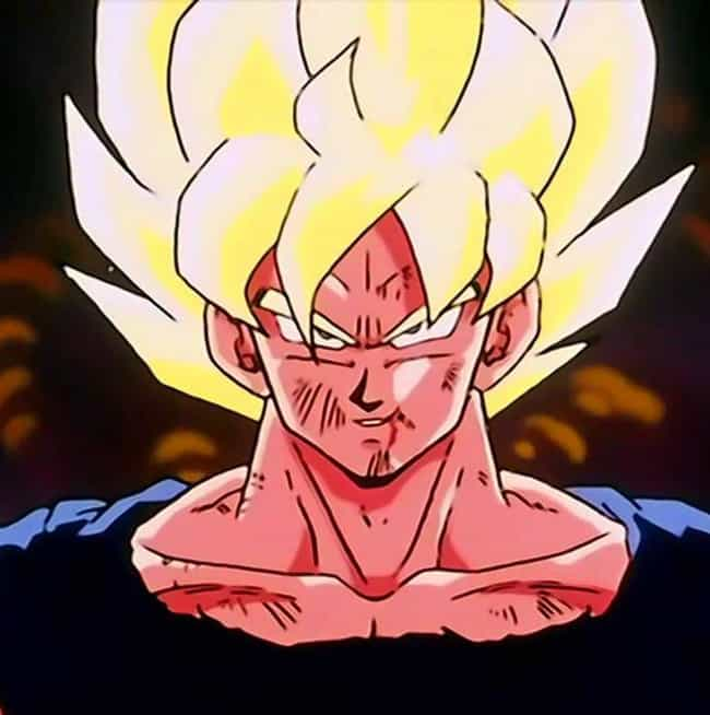 It's Done is listed (or ranked) 4 on the list The Best Goku Quotes