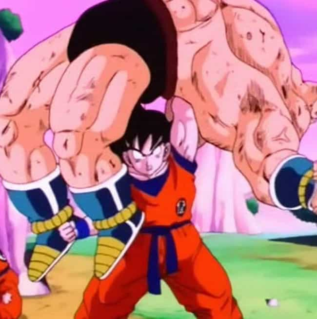 Third Strongest is listed (or ranked) 4 on the list The Best Goku Quotes