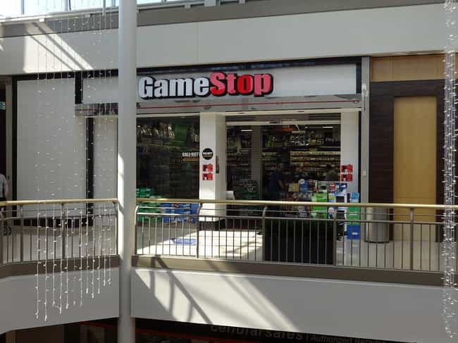 GameStop Resells Your St... is listed (or ranked) 4 on the list GameStop Is Ripping You Off, And Here's How They Do It