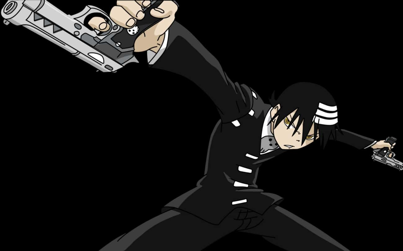 I Can't Guarantee Your Sou is listed (or ranked) 4 on the list The Best Soul Eater Quotes