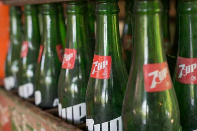 7-Up Once Contained Lithium is listed (or ranked) 1 on the list 11 Surprising Facts About Soda That'll Make You Think Differently About It