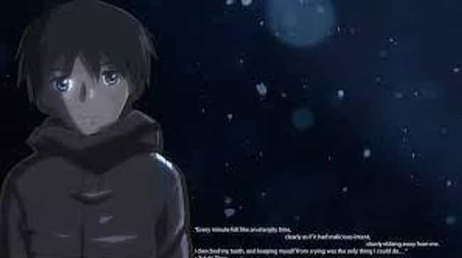 It Must Really Be A Lonelier J... is listed (or ranked) 3 on the list The Best 5 Centimeters Per Second Quotes