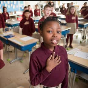 Charter Schools is listed (or ranked) 21 on the list The Most Important Education Issues Today