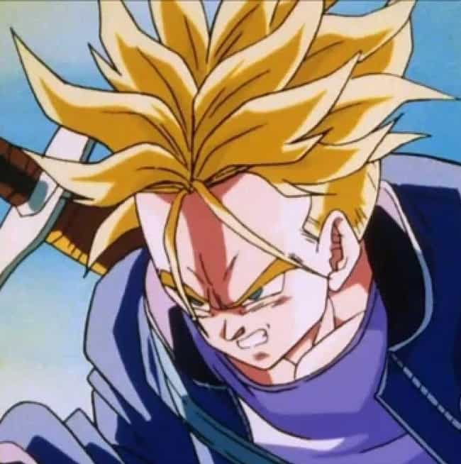 A Weapon is listed (or ranked) 2 on the list The Best Trunks Quotes from the Dragon Ball Series