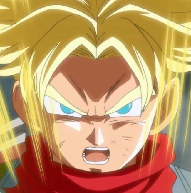 Real Super Saiyan is listed (or ranked) 1 on the list The Best Trunks Quotes from the Dragon Ball Series