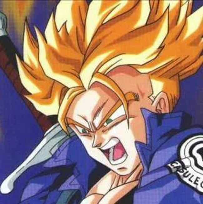 You're Completely Outmat... is listed (or ranked) 4 on the list The Best Trunks Quotes from the Dragon Ball Series