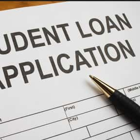 Loan Forgiveness is listed (or ranked) 17 on the list The Most Important Education Issues Today