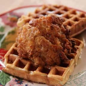 Georgia – Chicken And Waffles is listed (or ranked) 22 on the list The Most Popular Food In Each State, According To People Who Actually Live There