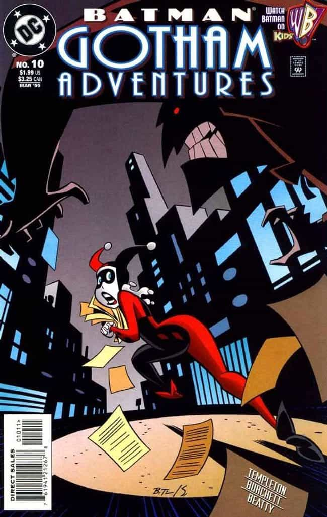 Mightier That The Sword is listed (or ranked) 4 on the list The Best Harley Quinn Storylines in Comics