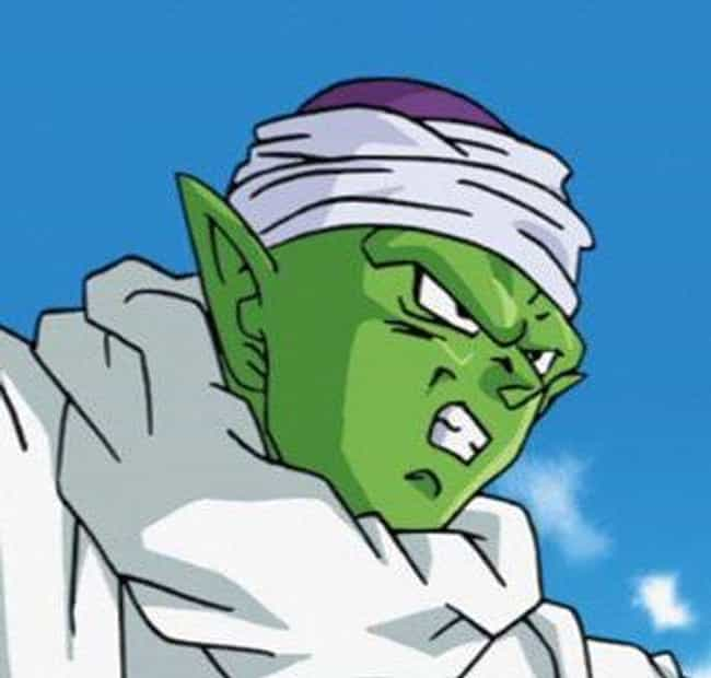 We Can't Just Give Up is listed (or ranked) 2 on the list The Best Piccolo Quotes From DBZ