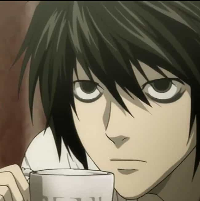 Some Complicated Questio... is listed (or ranked) 2 on the list The Best L Lawliet Quotes