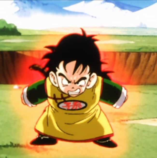 Stop is listed (or ranked) 4 on the list The Best Gohan Quotes