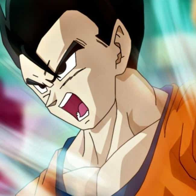 What If is listed (or ranked) 6 on the list The Best Gohan Quotes