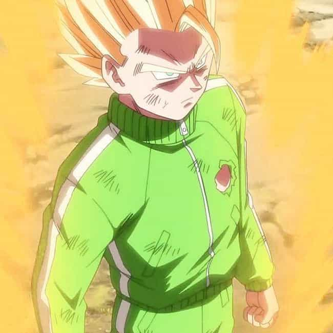 I'm Giving You The Chanc... is listed (or ranked) 8 on the list The Best Gohan Quotes