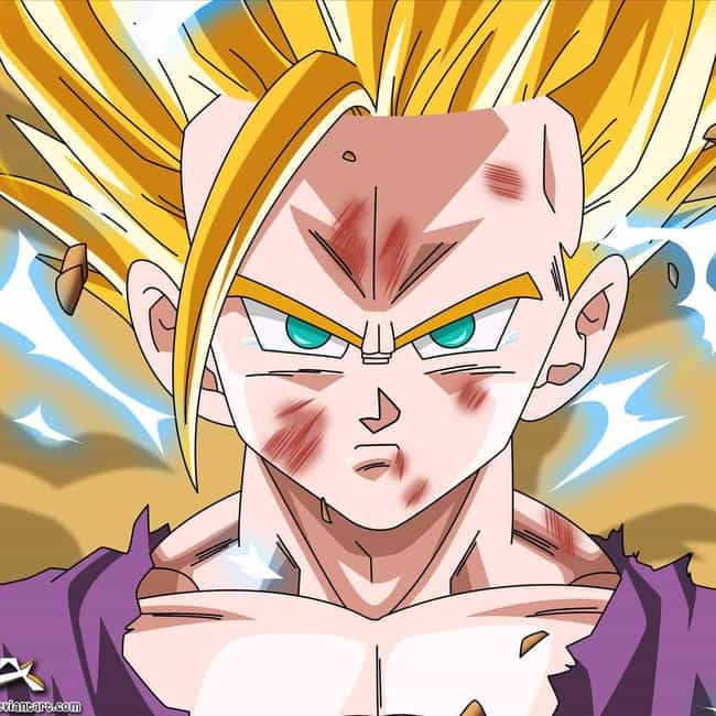 I Can't Let Them Down! ... is listed (or ranked) 2 on the list The Best Gohan Quotes