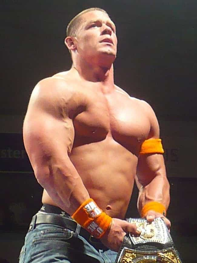 He's Tied For The Most W... is listed (or ranked) 5 on the list 13 Things You Didn't Know About John Cena
