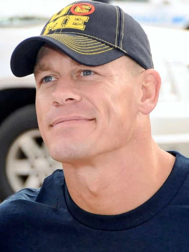 He Played Football is listed (or ranked) 7 on the list 13 Things You Didn't Know About John Cena