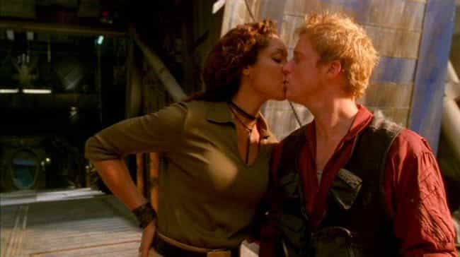 Alan Tudyk And Gina Torr... is listed (or ranked) 4 on the list 14 Fun Facts About Joss Whedon's 'Firefly' Even Diehard Fans Don't Know