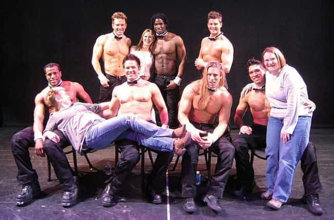 Banerjee Tried To Burn Down Ri... is listed (or ranked) 3 on the list The Tall, Dark, And Surprisingly Murder-Filled History of Chippendales