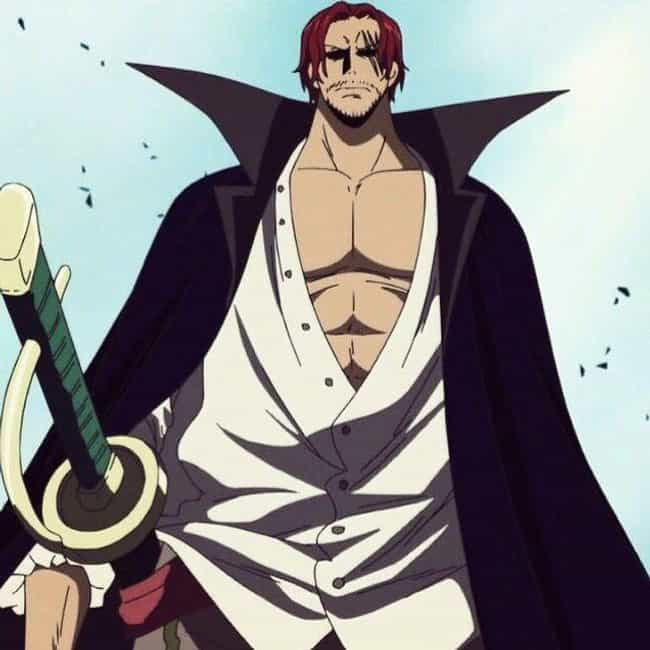 A Man Will Become A Man ... is listed (or ranked) 2 on the list The Best Red-Haired Shanks Quotes