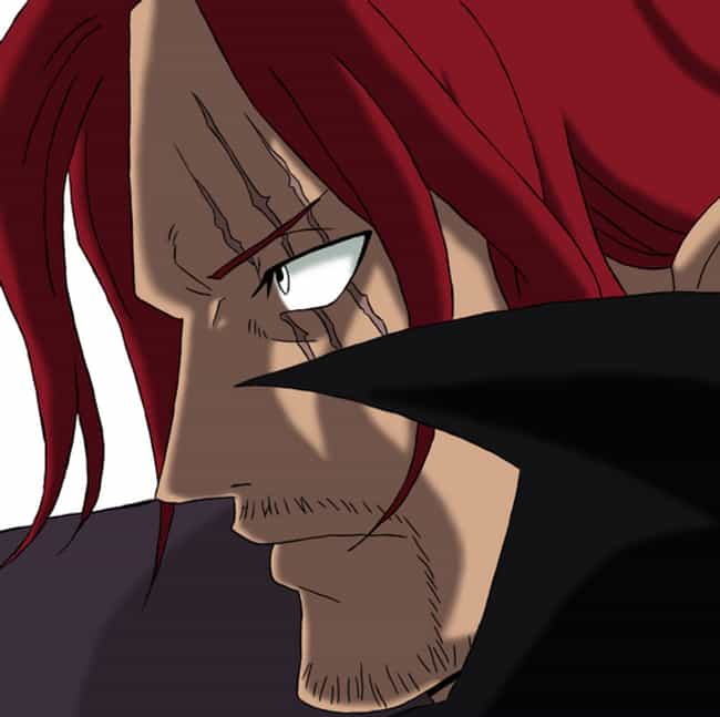 Honor is listed (or ranked) 4 on the list The Best Red-Haired Shanks Quotes