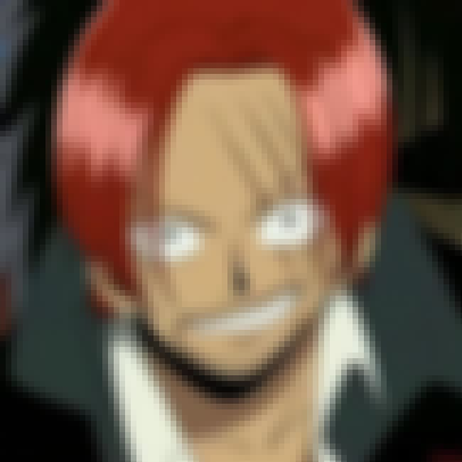 I'll Just Laugh About It is listed (or ranked) 1 on the list The Best Red-Haired Shanks Quotes