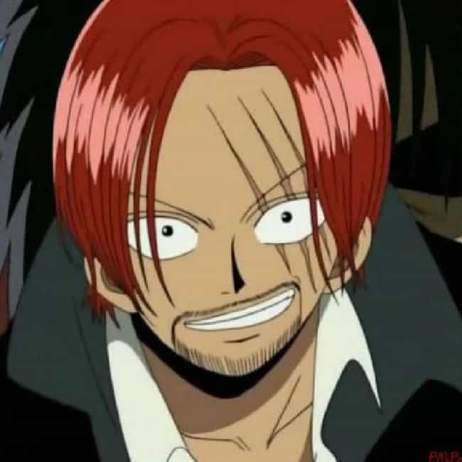 I'll Just Laugh About It... is listed (or ranked) 1 on the list The Best Red-Haired Shanks Quotes