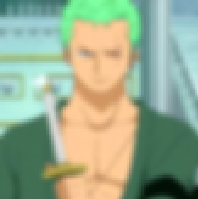 Who Have Suffered Long is listed (or ranked) 2 on the list The Best Roronoa Zoro Quotes