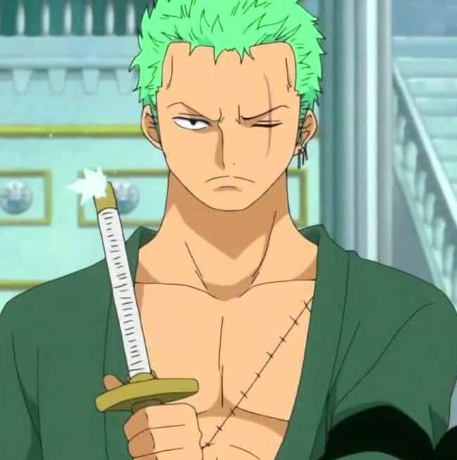 Who Have Suffered Long ... is listed (or ranked) 2 on the list The Best Roronoa Zoro Quotes