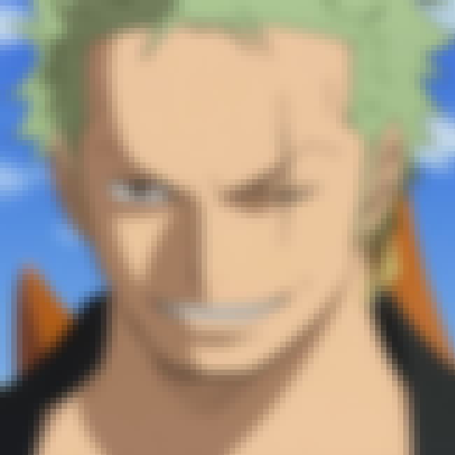Acceptance is listed (or ranked) 4 on the list The Best Roronoa Zoro Quotes