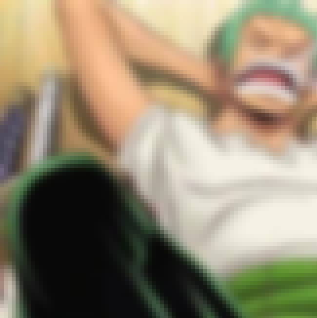 Discarded My Life is listed (or ranked) 1 on the list The Best Roronoa Zoro Quotes