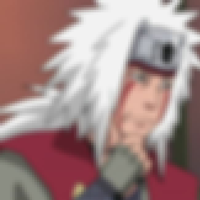 Not Meant To Pursue Happiness is listed (or ranked) 2 on the list The Best Jiraiya Quotes