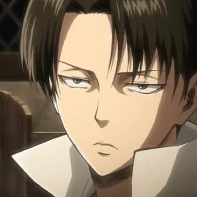 Won't Regret The Choice ... is listed (or ranked) 1 on the list The Best Levi Ackerman Quotes