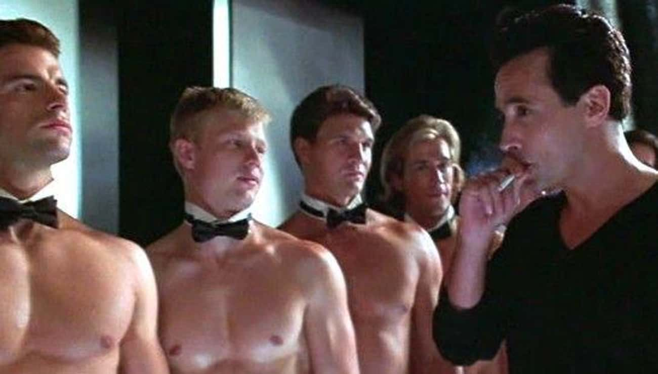 He Tried To Kill A Rival Male  is listed (or ranked) 4 on the list The Tall, Dark, And Surprisingly Murder-Filled History of Chippendales