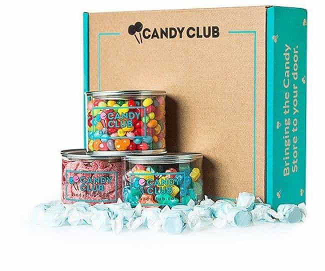 Candy Club is listed (or ranked) 2 on the list The Best Subscription Boxes for Candy Lovers