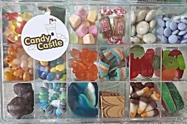 Candy Castle is listed (or ranked) 3 on the list The Best Subscription Boxes for Candy Lovers