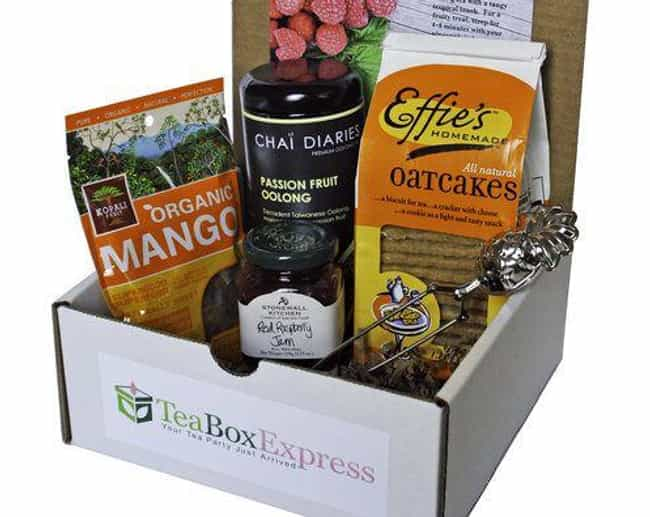 Tea Box Express is listed (or ranked) 2 on the list The Best Subscription Boxes for Tea Drinkers