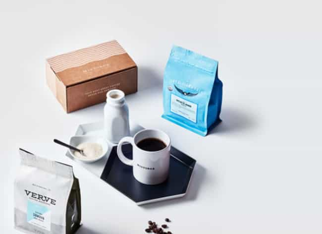 Mistobox is listed (or ranked) 4 on the list The Best Subscription Boxes For Coffee Lovers