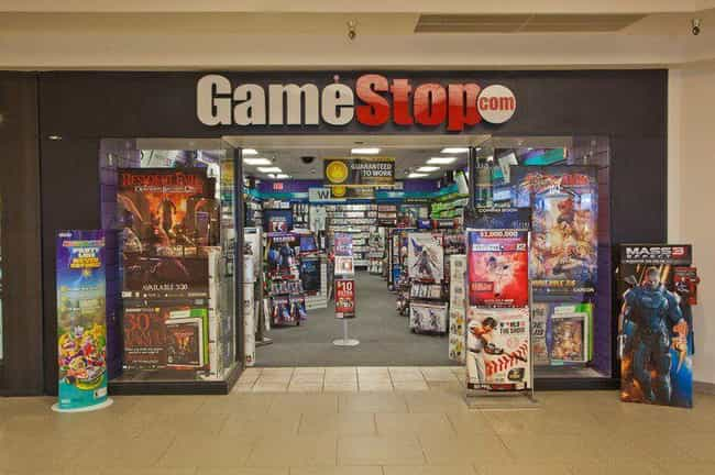 Certain Company Initiati... is listed (or ranked) 1 on the list GameStop Is Ripping You Off, AndHere's How They Do It