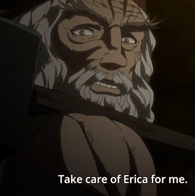 Hate Is A Place is listed (or ranked) 2 on the list The Best Berserk Quotes