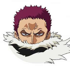 Katakuri is listed (or ranked) 2 on the list The Greatest Anime Villains of All Time